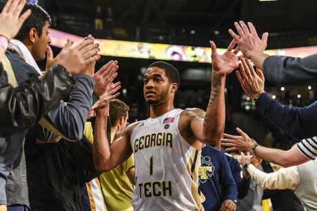 NC State Georgia Tech Basketball