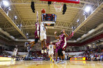 Purdue guard Isaiah Thompson (11) takes a shot against Florida State in the first half of an NCAA college basketball game at the Emerald Coast Classic in Niceville, Fla., Saturday, Nov. 30, 2019. (AP Photo/Mark Wallheiser)