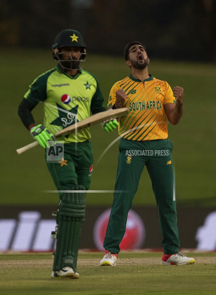 South Africa Pakistan Cricket