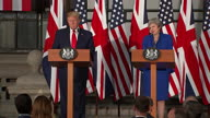 UK Trump May Brexit