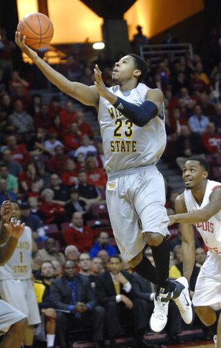 Wichita St Illinois St Basketball