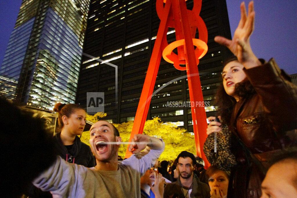Occupy Wall Street Activist