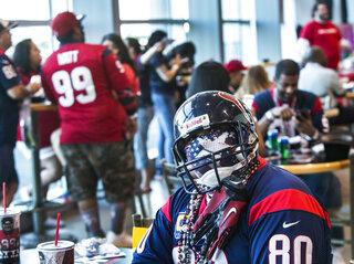 NFL Draft Texans Football