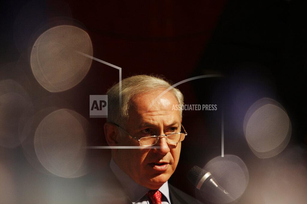 Mideast Israel Politics Netanyahu