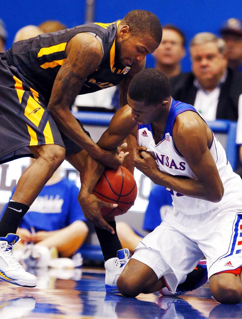 Toledo Kansas Basketball