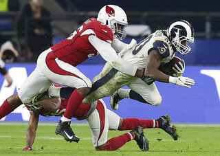 Cardinals Rams Football
