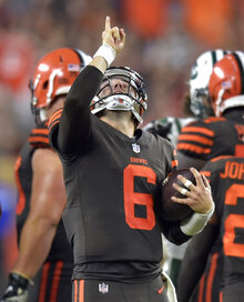 Jets Browns Football