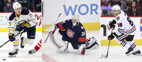 Olympics Plan B Hockey