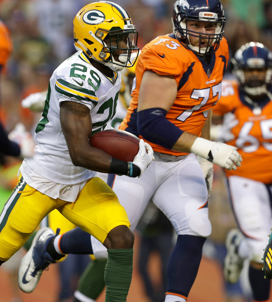 Packers Broncos Football