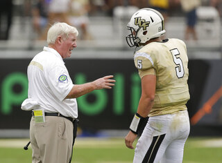 George O'Leary, Blake Bortles
