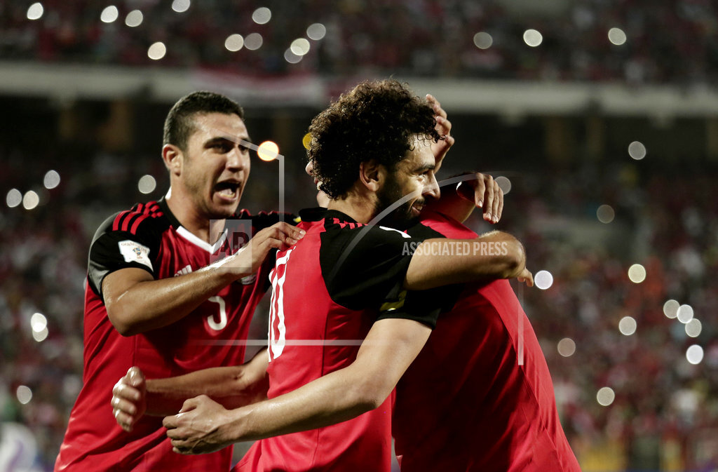 Salah sends Egypt to World Cup for 1st time since 1990