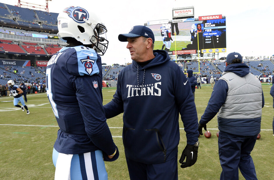 Mike Mularkey, Marcus Mariota