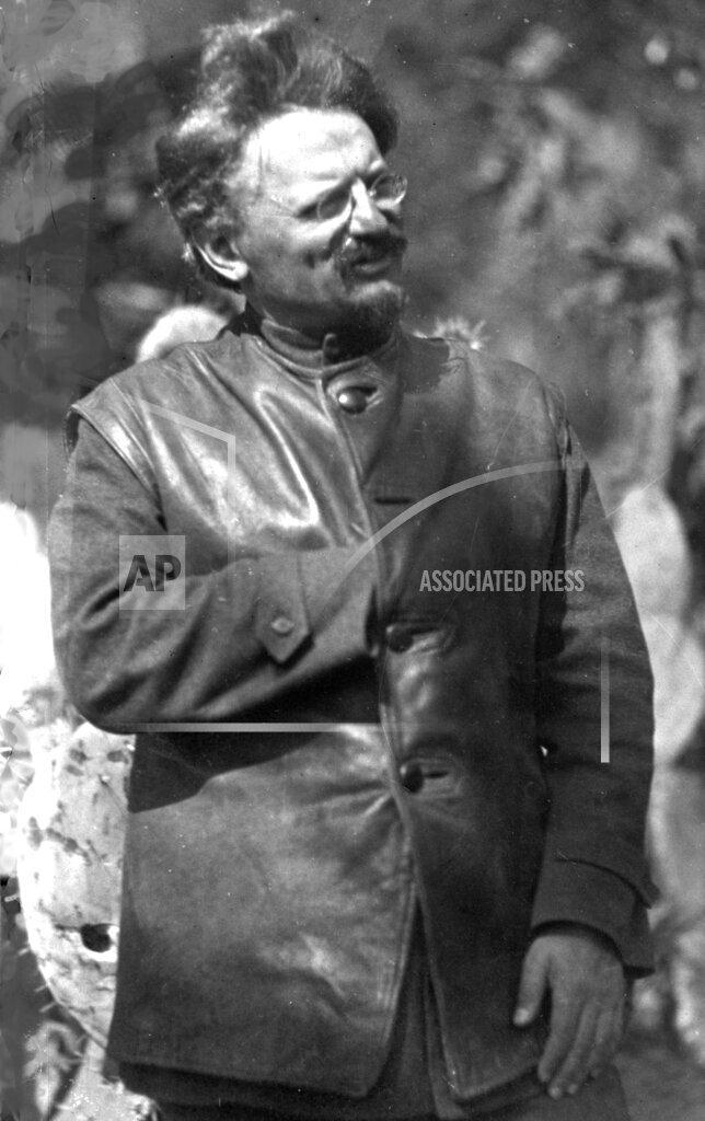 Associated Press International News Russian Federation LEON TROTSKY 1928
