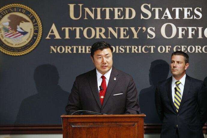 U.S. Attorney Byung J.