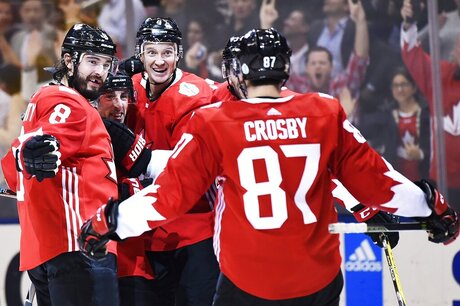 World Cup Russia Canada Hockey
