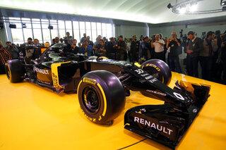 France F1 Renault