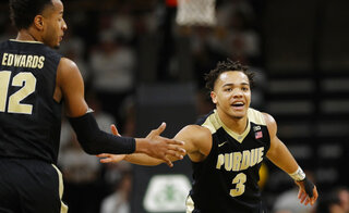 Carsen Edwards, Vincent Edwards