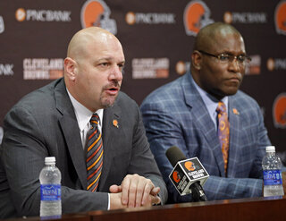Mike Pettine, Ray Farmer