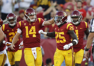 Ronald Jones II, Sam Darnold