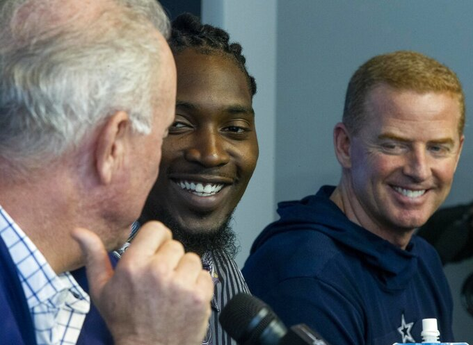 Cowboys' Lawrence signs $105 million deal; Prescott next?