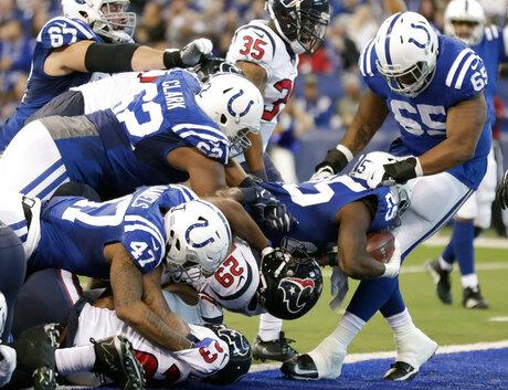 Texans Colts Football