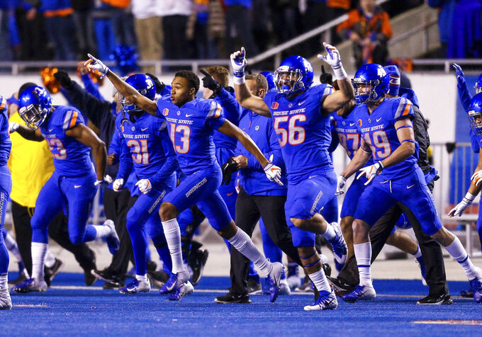 Hello again: Boise State hosts Fresno State for MWC crown
