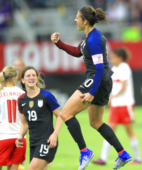 USA Switzerland Women Soccer