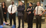 This image released by NBC shows the cast of the comedy series