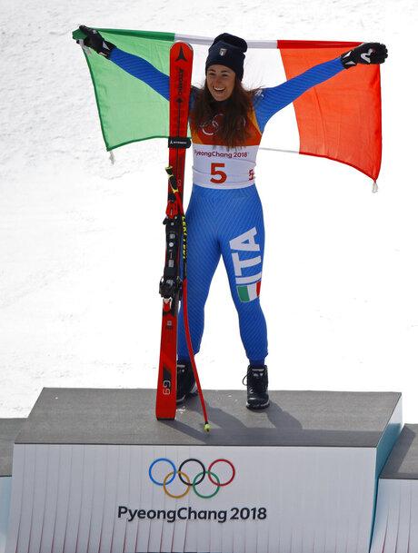 Pyeongchang Olympics Alpine Skiing