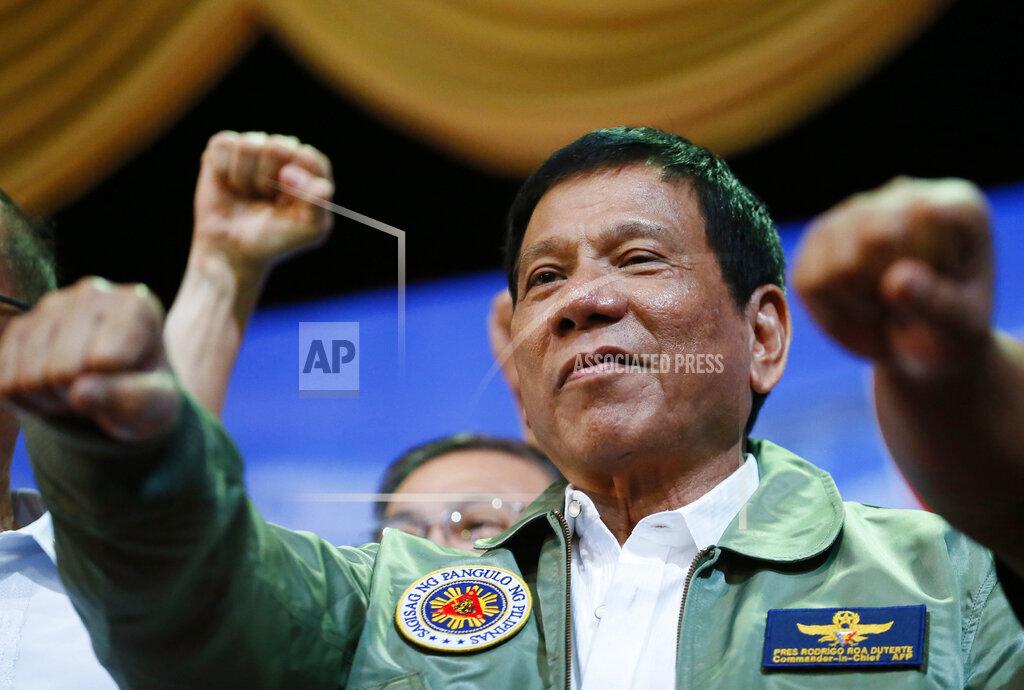 Philippines Duterte Damage Control