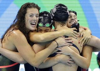 Rio Olympics Swimming