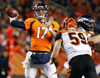 Bengals Broncos Football