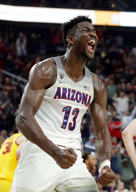 P12 USC Arizona Basketball