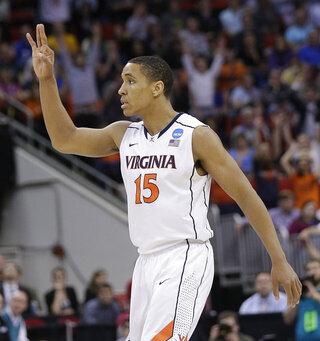 NCAA Coastal Carolina Virginia Basketball