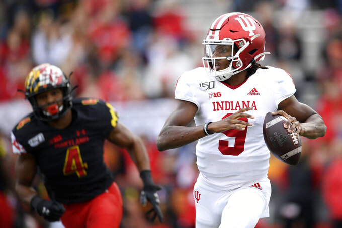 Indiana, Nebraska coaches mum on if injured QBs will return