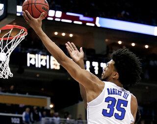 NCAA Tournament-Regional Guide Basketball
