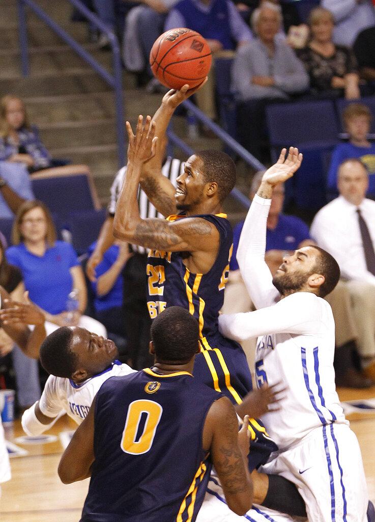 NIT Murray St Tulsa Basketball