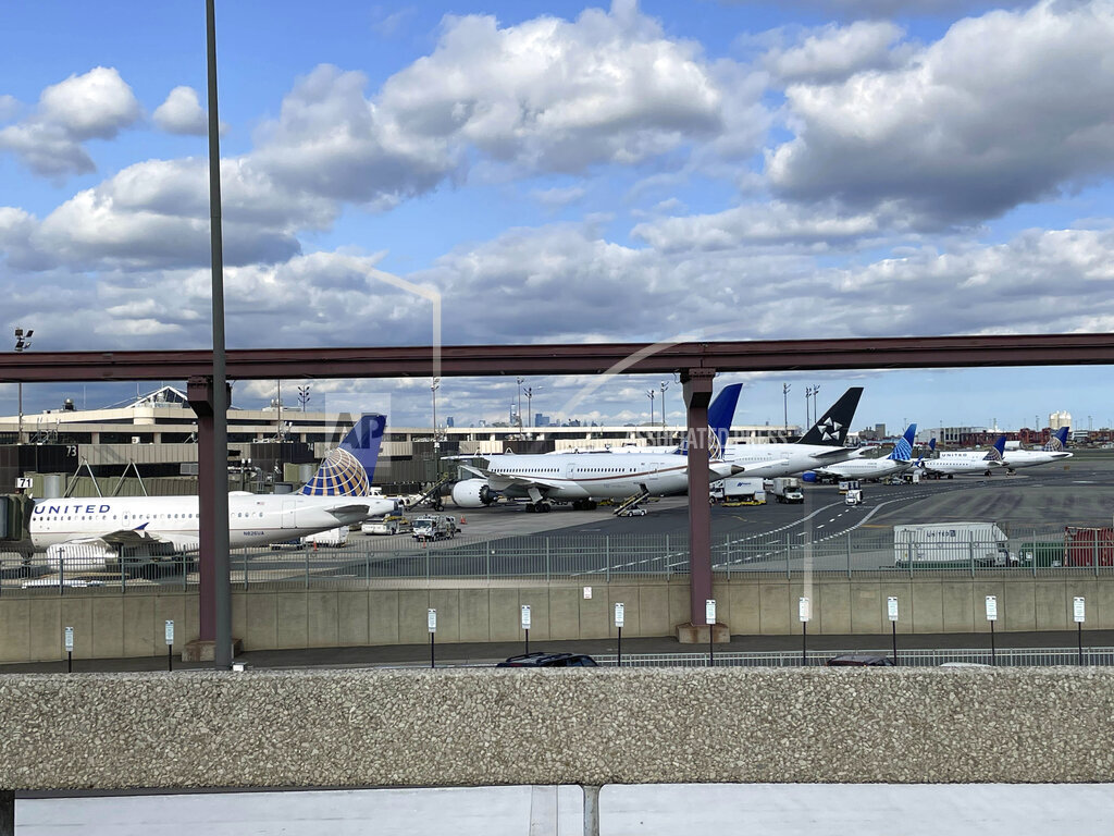 Atmosphere at Newark Liberty International Airport, NJ - 7/18/21