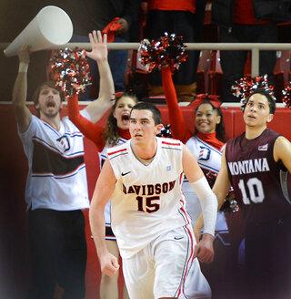 Montana Davidson Basketball