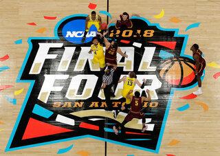 Final Four Loyola Michigan Basketball