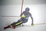 Vlhova leads slalom in Croatia after 1st run; Shiffrin 4th ...