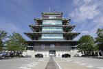 The Pagoda is seen at Indianapolis Motor Speedway in Indianapolis, Friday, July 3, 2020. Roger Penske has spent the six months since he bought Indianapolis Motor Speedway transforming the facility. He's spent millions on capital improvements to the 111-year-old national landmark and finally gets to showcase some of the upgrades this weekend as NASCAR and IndyCar share the venue in a historic doubleheader. (AP Photo/Darron Cummings)