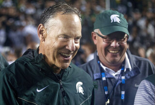 Mark Dantonio, Mark Hollis