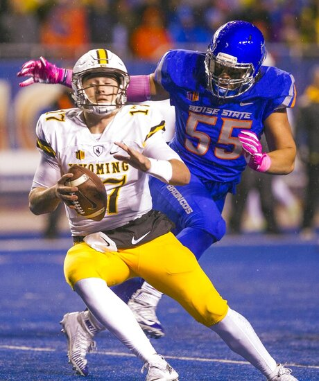 Wyoming Boise St Football