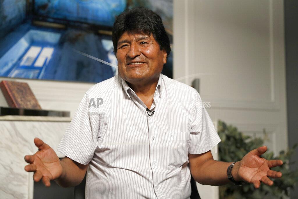 Mexico Morales Interview
