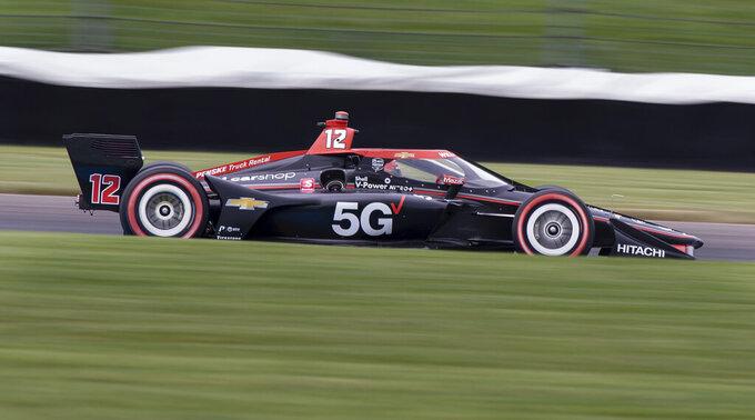 Indianapolis in action: IndyCar, NASCAR tripleheader weekend