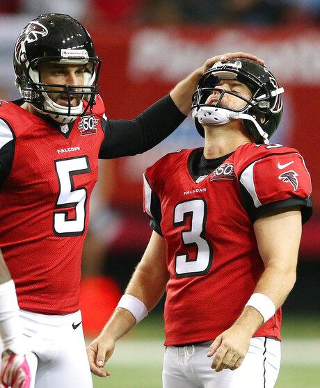 Redskins Falcons Football