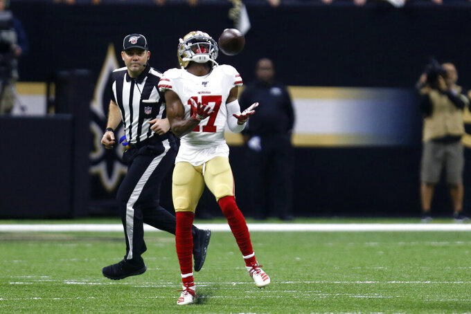 49ers' dramatic win over Saints comes at heavy cost