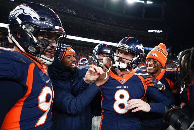 McManus furious he didn't get shot at record field goal