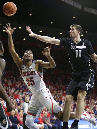 Colorado Arizona Basketball